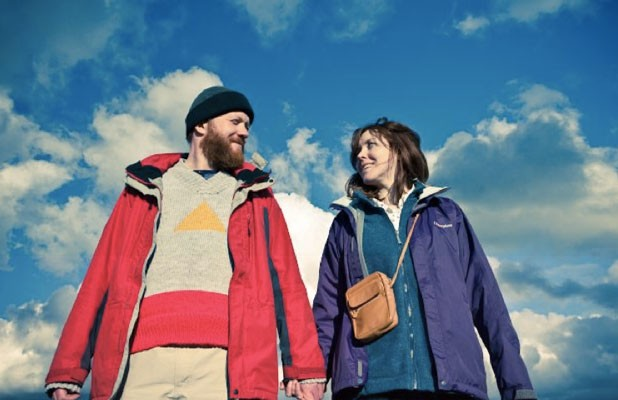 KILLER VACAY Oram and Lowe make unlikely serial killers in Sightseers,  coming up at the Green Mountain Film Festival.