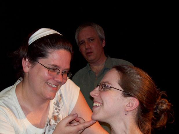 Kim Ward, F. Brett Cox, Amanda Menard
