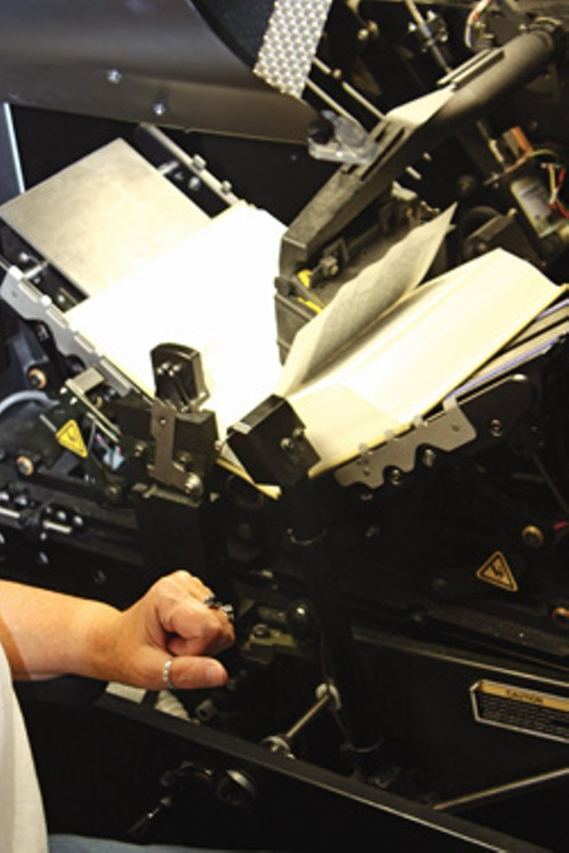 Kirtas, the automatic book-scanning machine