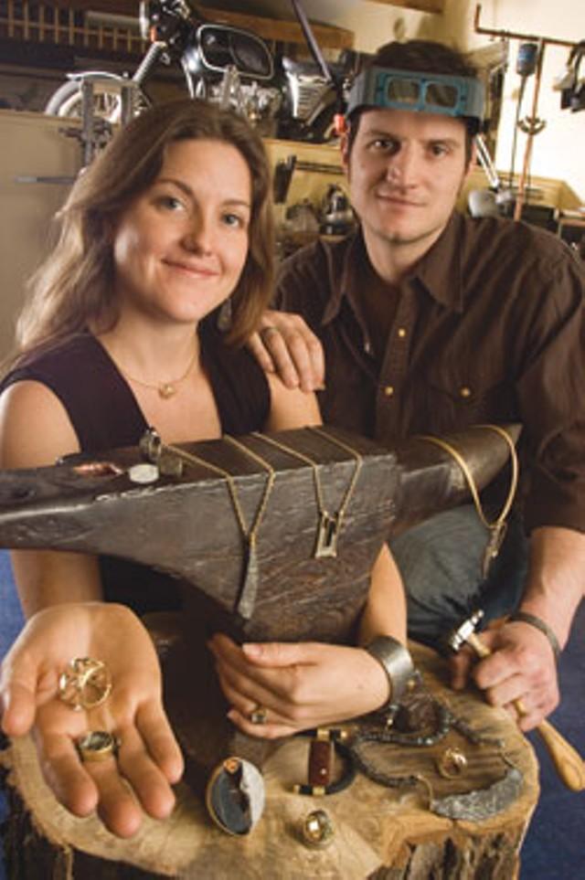 Kristin and Jacob Albee - MATTHEW THORSEN