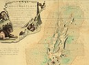 A New Book on Old Maps Regards Lake Champlain, and Lions