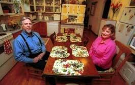 Larry and Guyla LaFrance - JORDAN SILVERMAN