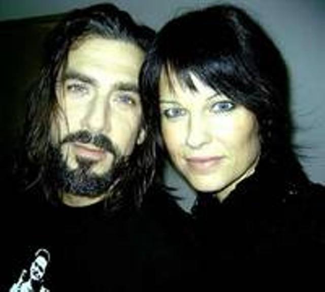 Larry Holden and Hanna Kristiansen