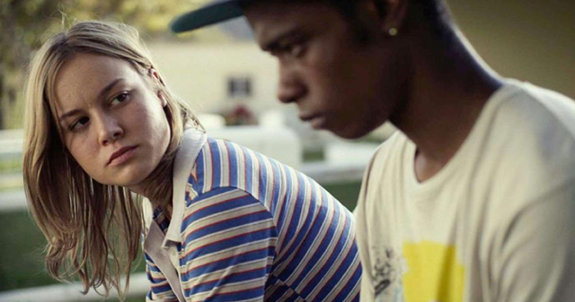 Larson and Stanfield play a counselor and her charge. - CINEDIGM