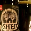 (Late) Midweek Swig: The Shed Brewery Nosedive