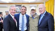 Leahy Accompanies Freed Prisoner Alan Gross From Cuba to U.S.