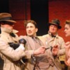 Theater Review: The 39 Steps, Lost Nation Theater