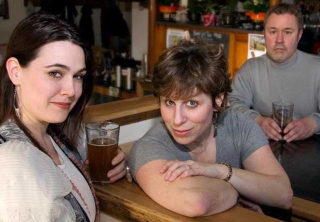 Left to Right: Mia Adam, Wendi Stein, Ben Ash