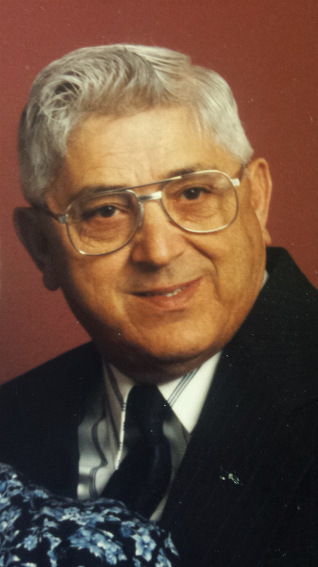 Leo P. Latimer