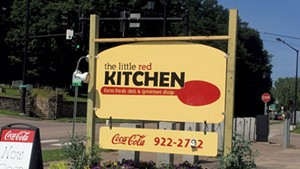 Little Red Kitchen and Swingin' Pinwheel Open in Burlington