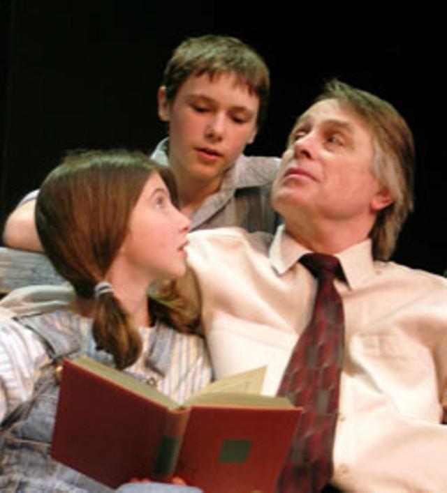 Liz Gilbert, Michael Bresette and Kim Bent