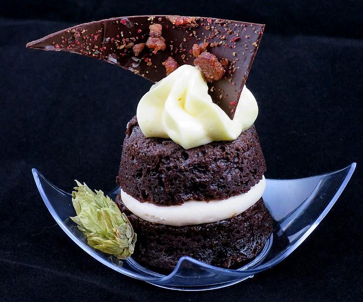 """""""Local, Pig to Pint"""" by Brandy Allen of Essex Culinary Resort & Spa in Essex - MATTHEW THORSEN"""