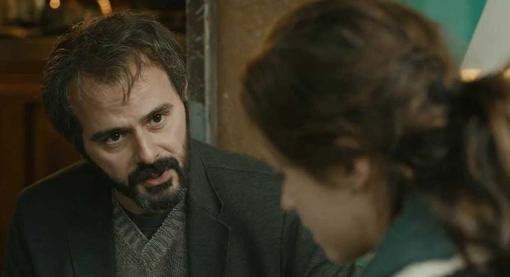 LOOK BACK IN LANGUOR Farhadi has pretty much exhausted the subject of divorce Iranian-style. His latest variation on the theme is likely to have viewers feeling a little exhausted, too.