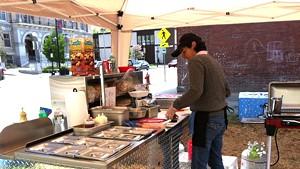 Lulu's Sidewalk Bistro Is the New Food Cart in Montpelier