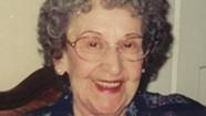 Obituary: Malberge Clara Bessery, 1913-2014, South Burlington