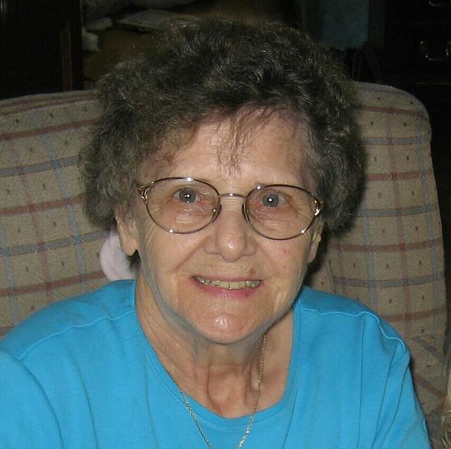 Margaret (Peggy) Cecilia Winger