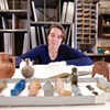 Fleming Museum Collections Manager Margaret Tamulonis Presents the Past in Fresh Ways