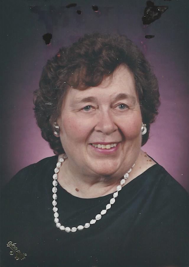 Marjorie I. Wood