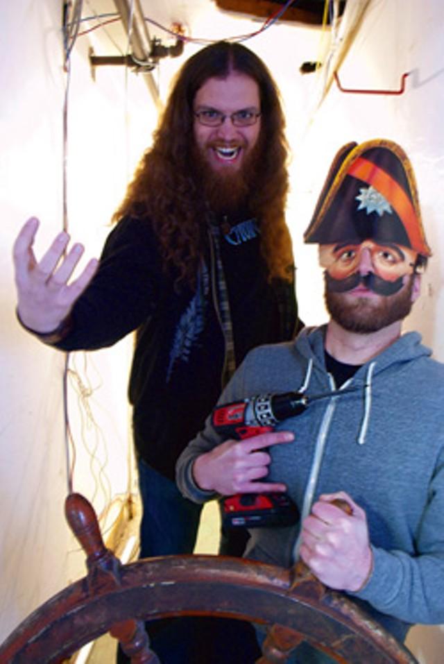 Matt Longo and Matt Hagen