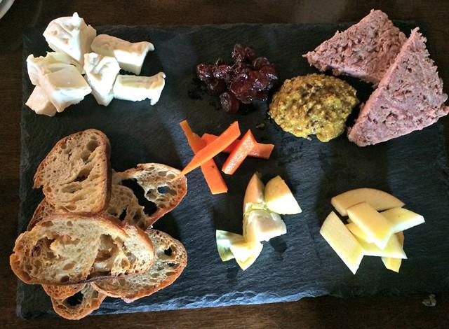 Meat & Cheese, $11 - ALICE LEVITT