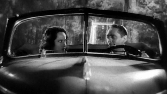 Merle Oberon and Franchot Tone in Dark Waters - UNITED ARTISTS
