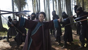 Michelle Yeoh in Crouching Tiger, Hidden Dragon II: The Green Destiny