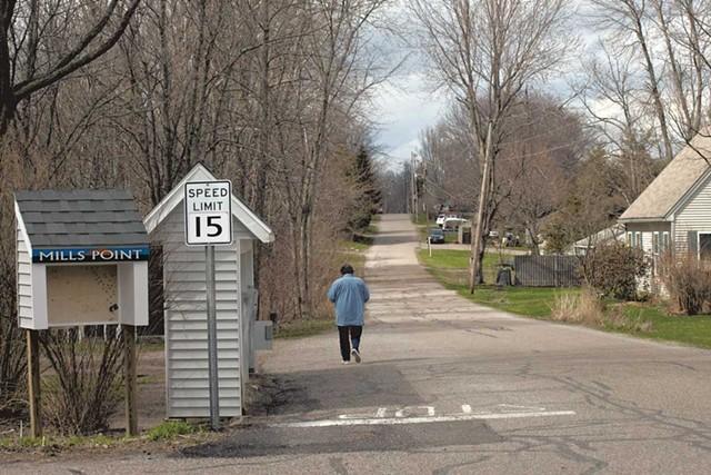 Mills Point Road - MATTHEW THORSEN