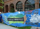 Morning Read: Environmental Activists Take Pipeline Protest to Montpelier