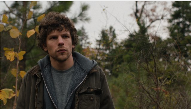 Eisenberg as Josh. - CINEDIGM