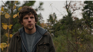 Eisenberg as Josh.