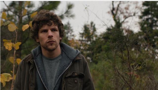 Eisenberg as Josh. - CINEDIGM