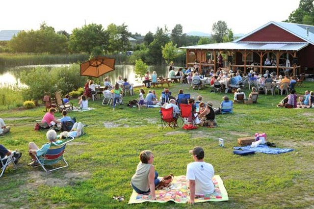 Music at Lincoln Peak Vineyard - PHOTO COURTESY OF SARA GRANSTROM