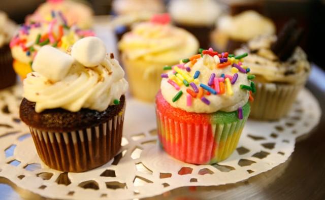 My Little Cupcakes - JORDAN SILVERMAN