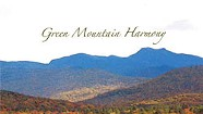Nancy MacDowell, Green Mountain Harmony