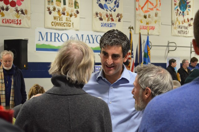 Miro Weinberger - ALICIA FREESE