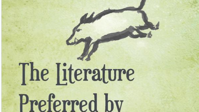 The First 50 Pages: The Literature Preferred by Wild Boar