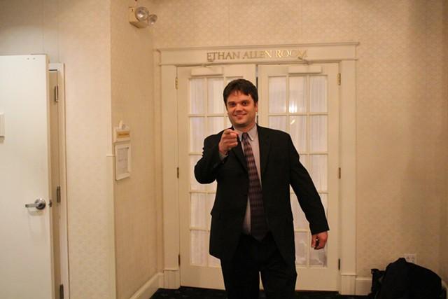 Nick Sherman of KSE Partners - PAUL HEINTZ