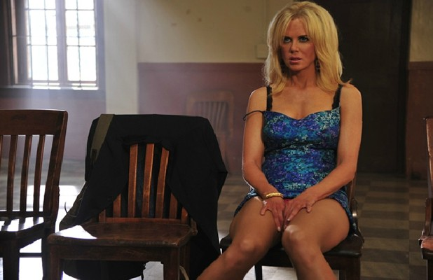 "Nicole Kidman got a Golden Globe nod by playing a ""sex-crazed Barbie doll."""