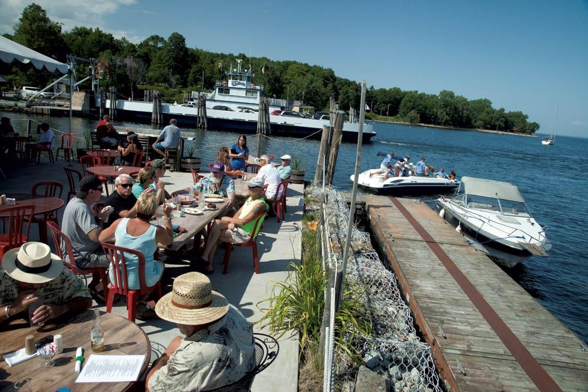 Dock House Restaurant Essex Ny