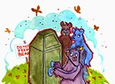 """One Crafty Adirondack Bear Has Mastered the """"Bear-proof"""" Canister"""