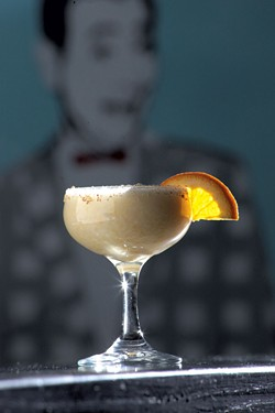 Orange Macaroon cocktail - MATTHEW THORSEN
