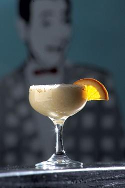 Orange Macaroon cocktail - MATTHEW THORSEN