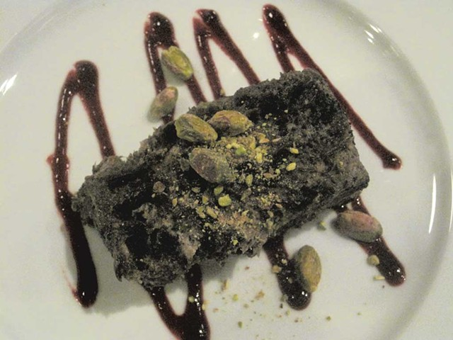 Oreo Pâté at Prohibition Pig - COURTESY OF ALICE LEVITT