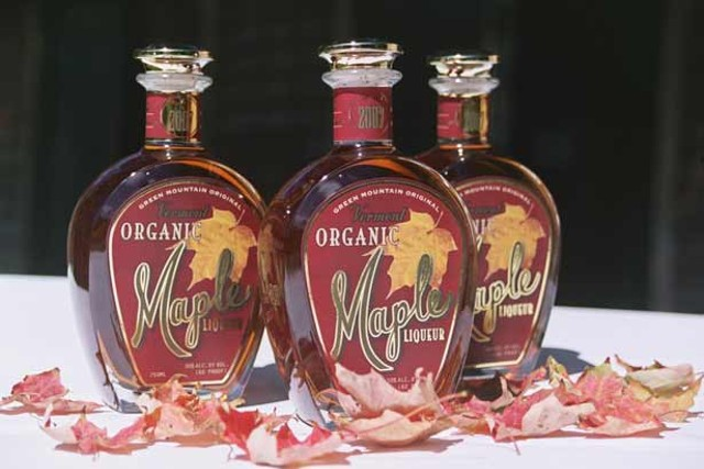Organic Maple Liqueur