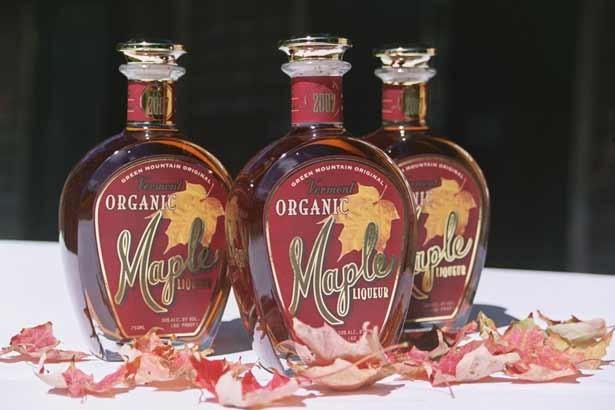 Organic Maple Liqueur