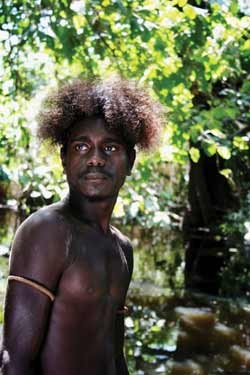 OUTBACK DREAD: A tribe cleaves to the old ways and worries about uppity sorcerors in Rolf de Heer's anthropological drama.