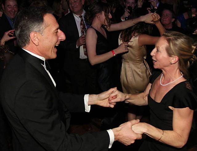 Peter and Deborah Shumlin