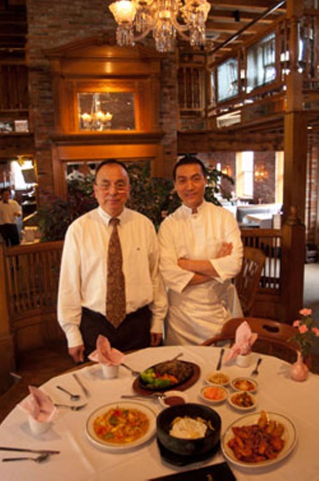 Peter Chuong and Ben Chen - MATTHEW THORSEN