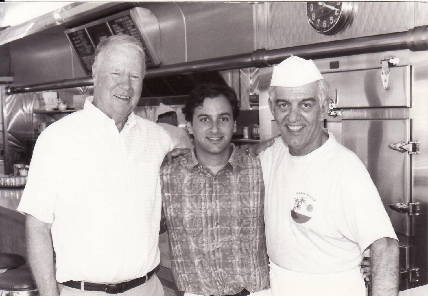 Phil Hoff, David Lines, Stratton Lines