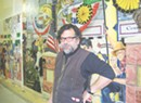 The Church Street Marketplace Spruces Up With a New Mural